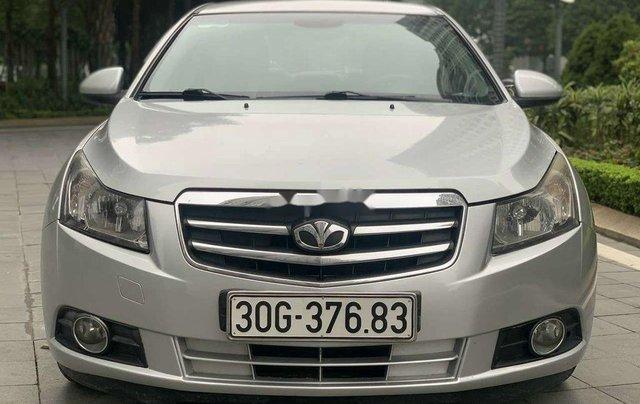 Bán Daewoo Lacetti 2009, màu bạc, nhập khẩu nguyên chiếc, giá 220tr1