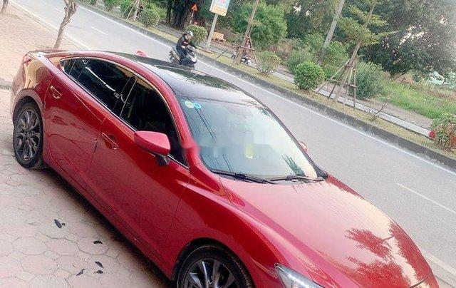Cần bán xe Mazda 6 sản xuất 2014, xe nhập, giá thấp1