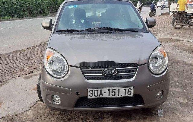 Cần bán lại xe Kia Morning 2010, 120tr11