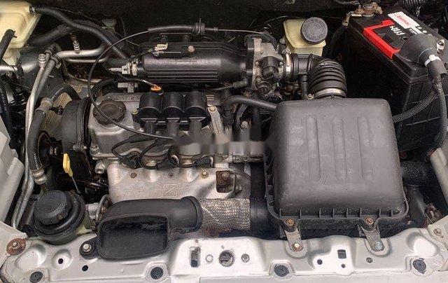 Xe Chevrolet Spark 2010, màu bạc còn mới7