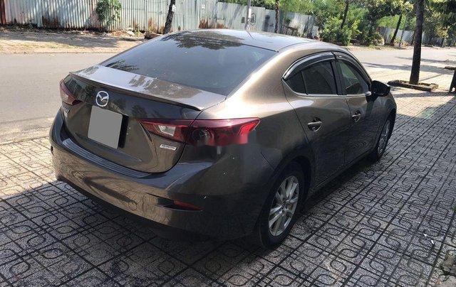 Bán Mazda 3 đời 2016, màu nâu, 480tr2
