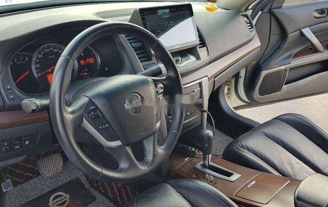 Bán ô tô Nissan Teana sản xuất năm 2011, màu trắng, xe nhập chính chủ4