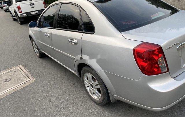 Bán ô tô Daewoo Lacetti đời 2008, màu bạc1