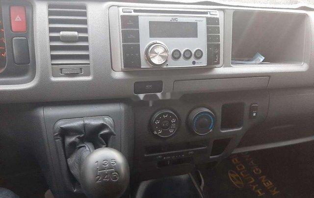 Bán Toyota Hiace sản xuất năm 2011, 16 chỗ, màu xanh ngọc5