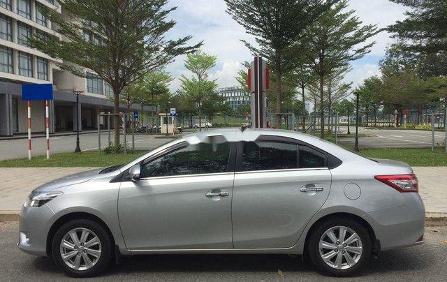 Cần bán xe Toyota Vios năm sản xuất 2018 còn mới, giá chỉ 392 triệu4