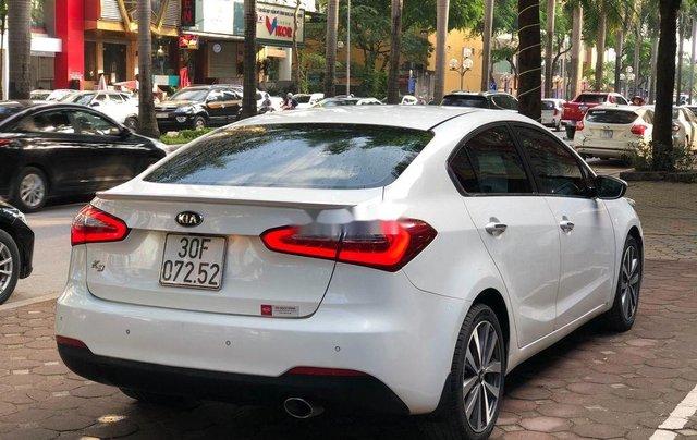 Bán ô tô Kia K3 2014, màu trắng, biển HN5