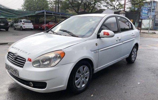 Cần bán Hyundai Verna sản xuất năm 2008, nhập khẩu nguyên chiếc1