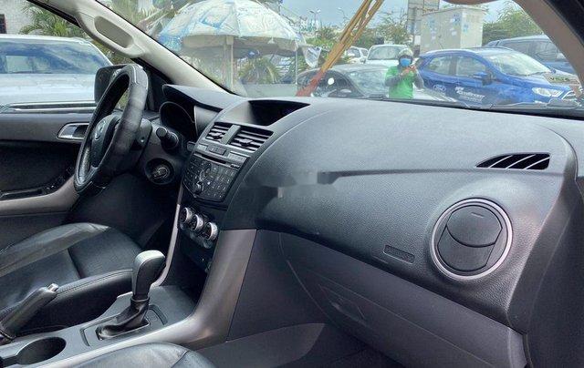 Bán Mazda BT 50 sản xuất 2017, màu đen số tự động, giá chỉ 525 triệu5