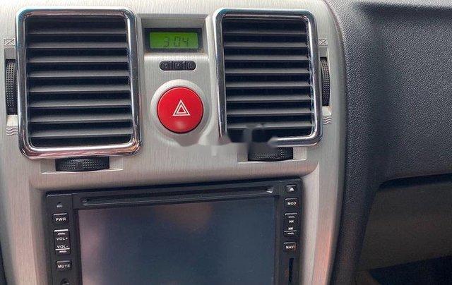 Bán Hyundai Getz đời 2009, màu bạc, xe nhập  4