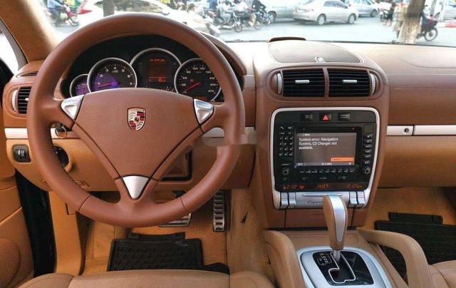 Cần bán xe Porsche Cayenne năm sản xuất 2009, nhập khẩu nguyên chiếc, giá tốt11