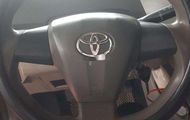 Bán ô tô Toyota Vios E đời 2011, màu đen, giá chỉ 263 triệu3