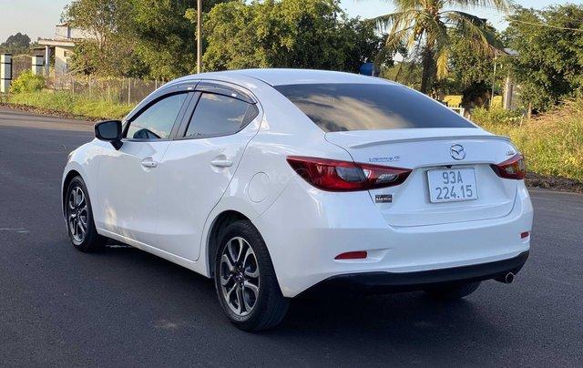 Bán Mazda 2 sản xuất 2016, màu trắng xe nhập giá chỉ 390 triệu đồng5