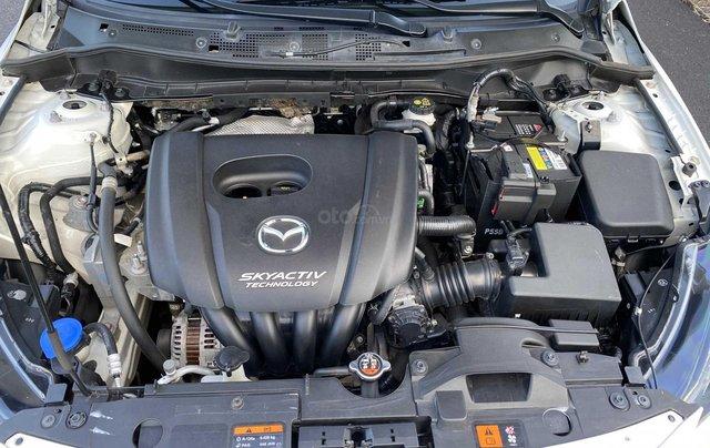 Bán Mazda 2 sản xuất 2016, màu trắng xe nhập giá chỉ 390 triệu đồng12