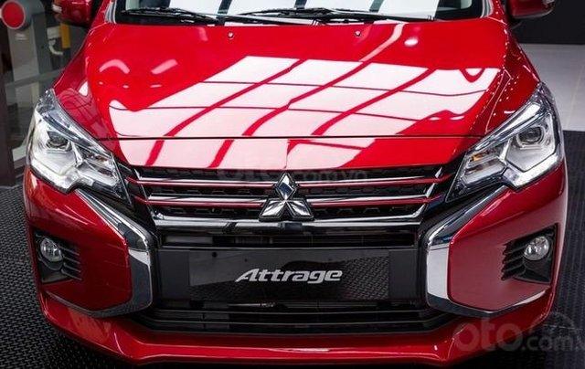 [Hot] bán Mitsubishi Attrage giá tốt nhất miền Tây, tặng 50% thuế trước bạ + bảo hiểm 1 năm + bộ phụ kiện chính hãng2