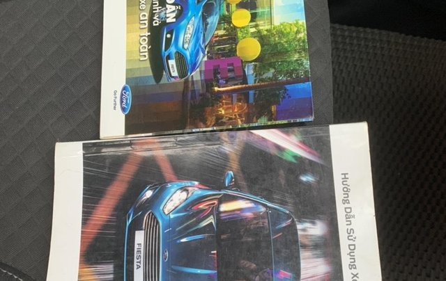 Bán Ford Fiesta 2014 bản 1.0 Ecoboost8