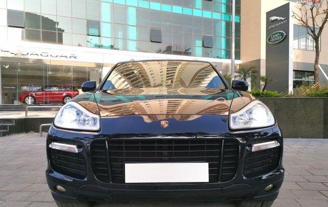 Xe chất Porsche Cayenne GTS sản xuất 20080