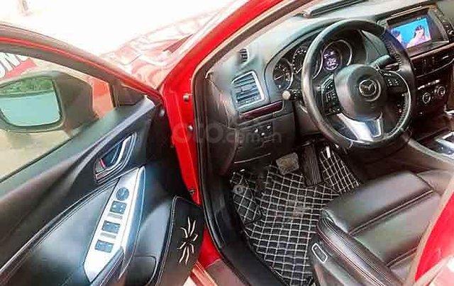 Bán Mazda 6 sản xuất 2014, màu đỏ, xe chính chủ3