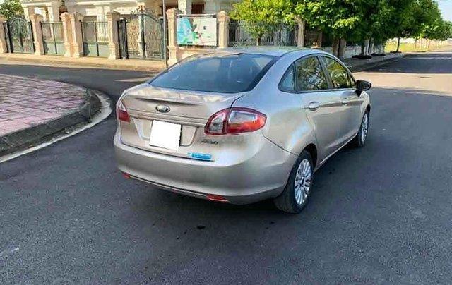 Bán ô tô Ford Fiesta 1.6 AT năm 20132