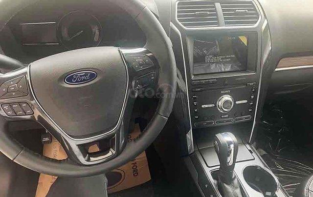 Bán xe Ford Explorer Limited 2.3L EcoBoost năm sản xuất 2020, màu trắng, xe nhập4