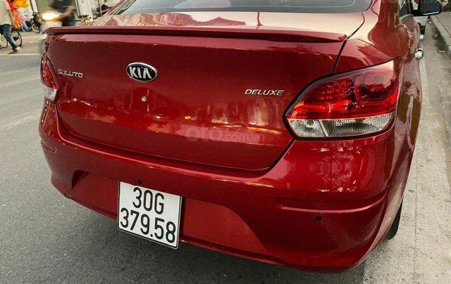 Cần bán xe Kia Soluto Deluxe MT SX 2020, màu đỏ2