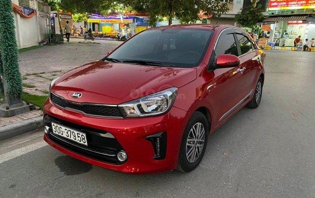 Cần bán xe Kia Soluto Deluxe MT SX 2020, màu đỏ1