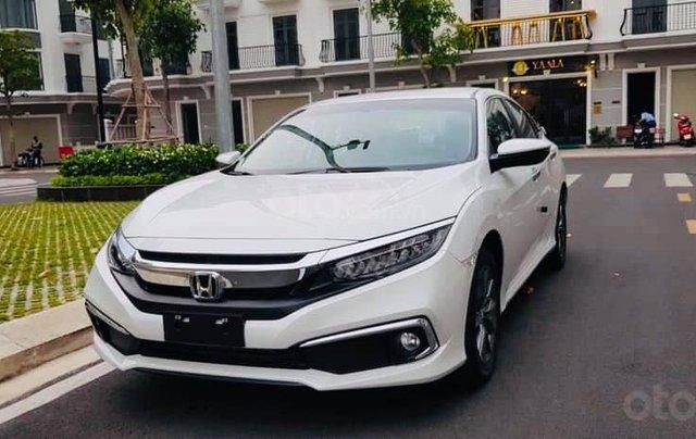 Honda Civic khuyến mãi khủng cuối năm, ưu đãi lên đến 50 triệu đồng cho khách hàng0