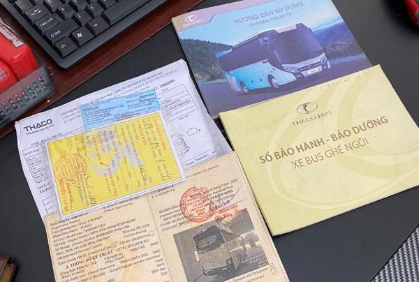 Thaco TB79 2019 mới lăn bánh 47.000km6