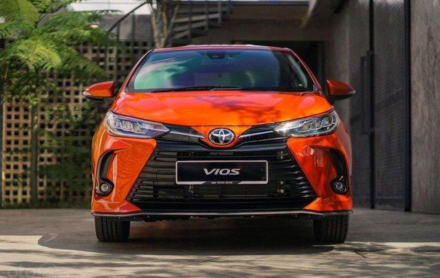 Toyota Vios 2021 sắp ra mắt Việt Nam, có gói an toàn Toyota Safely Sense1