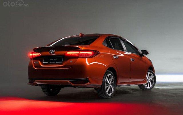 Toyota Vios 2021 sắp ra mắt Việt Nam, có gói an toàn Toyota Safely Sense11