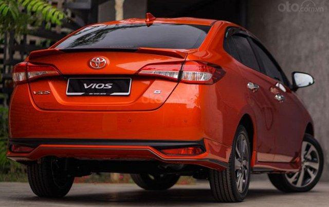 Toyota Vios 2021 sắp ra mắt Việt Nam, có gói an toàn Toyota Safely Sense6