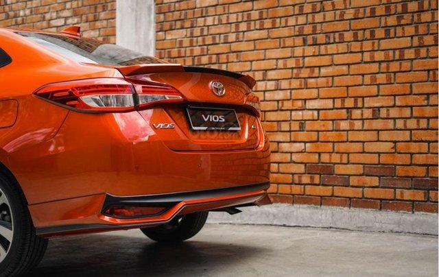 Toyota Vios 2021 sắp ra mắt Việt Nam, có gói an toàn Toyota Safely Sense8