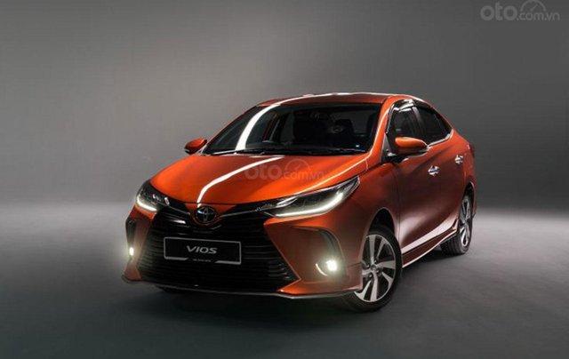 Toyota Vios 2021 sắp ra mắt Việt Nam, có gói an toàn Toyota Safely Sense9