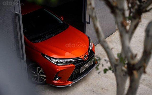 Toyota Vios 2021 sắp ra mắt Việt Nam, có gói an toàn Toyota Safely Sense2