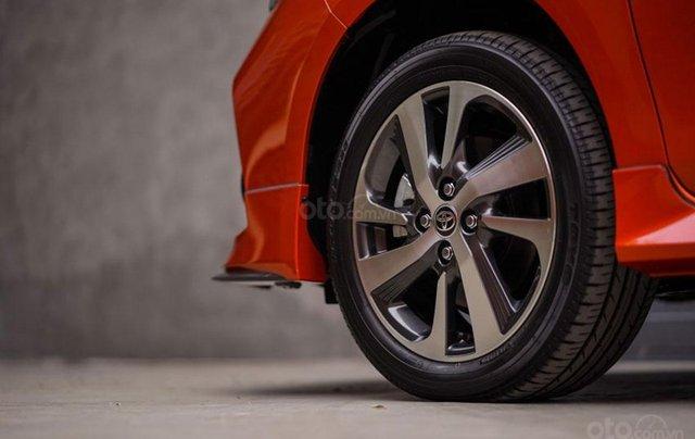 Toyota Vios 2021 sắp ra mắt Việt Nam, có gói an toàn Toyota Safely Sense7