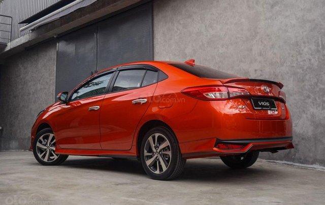 Toyota Vios 2021 sắp ra mắt Việt Nam, có gói an toàn Toyota Safely Sense5