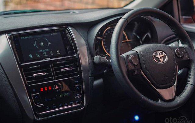 Toyota Vios 2021 sắp ra mắt Việt Nam, có gói an toàn Toyota Safely Sense12