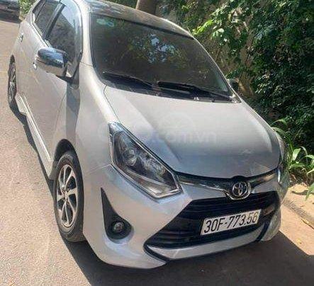 Cần bán xe ôtô Toyota Wigo chính chủ đời 2019, số tự động2