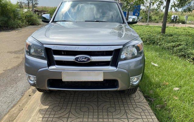 Ford Ranger 2011 số sàn, máy dầu0