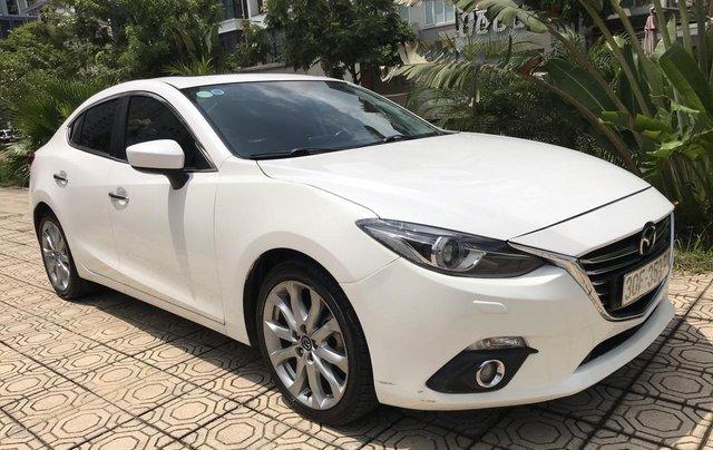 Mazda 2.0 AT 2017 màu trắng, 595tr0