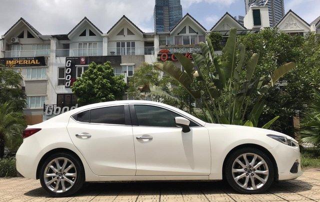 Mazda 2.0 AT 2017 màu trắng, 595tr3