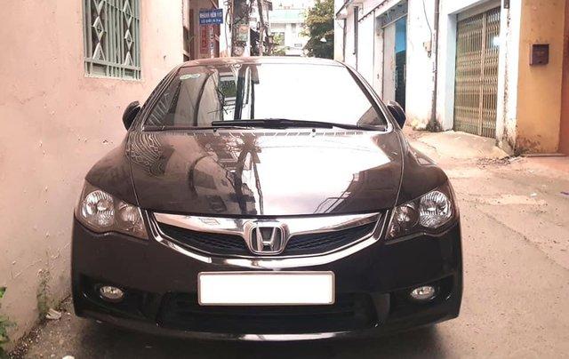 Cần bán gấp với giá ưu đãi nhất chiếc Honda Civic 2.0 sản xuất năm 20100