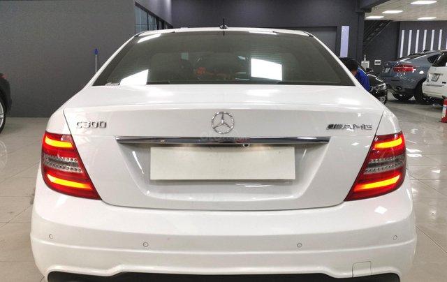 Bán xe Mercedes Benz C300 AMG 20114