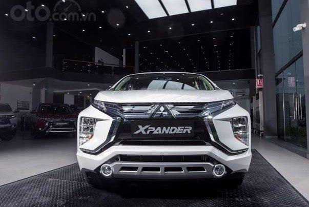 Sở hữu Xpander chỉ từ 110 triệu đồng - tặng 50% thuế trước bạ - khuyến mại bảo hiểm vật chất xe 1 năm 0
