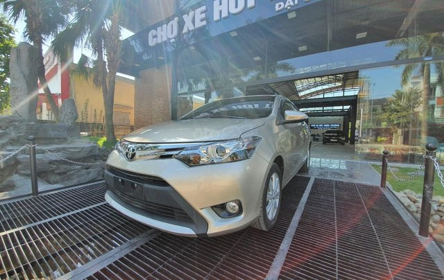 Bán Toyota Vios 2017 tự động bản G siêu đẹp, giá tốt nhất miền Bắc1