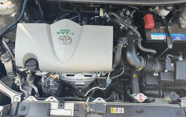 Bán Toyota Vios 2017 tự động bản G siêu đẹp, giá tốt nhất miền Bắc9