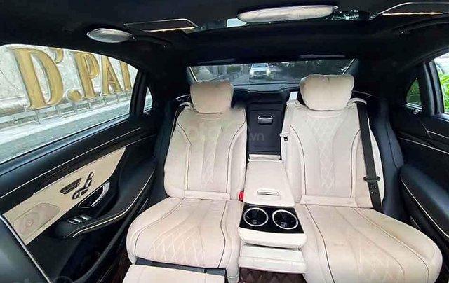 Cần bán gấp Mercedes S450 Luxury năm sản xuất 2018, màu trắng5