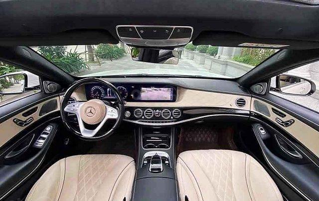 Cần bán gấp Mercedes S450 Luxury năm sản xuất 2018, màu trắng4