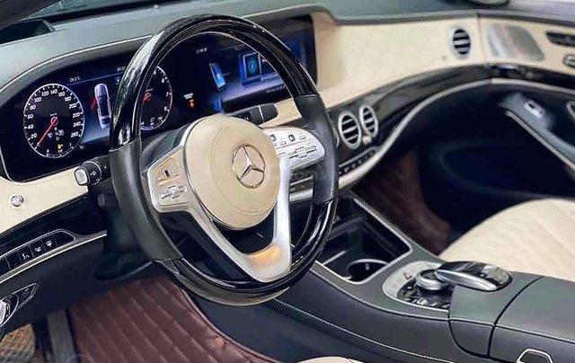 Cần bán gấp Mercedes S450 Luxury năm sản xuất 2018, màu trắng1
