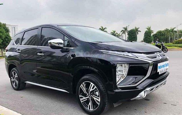 Bán Mitsubishi Xpander sản xuất 2020, màu đen, nhập khẩu  0