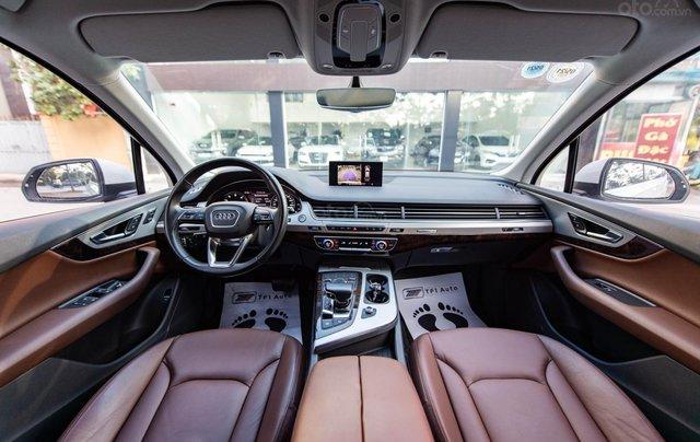 Bán Audi Q7 3.0L TFSI Quattro, sản xuất 2016, đăng ký 2017, màu trắng, xe cũ5
